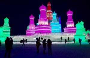 Harbin Ciudad del Hielo