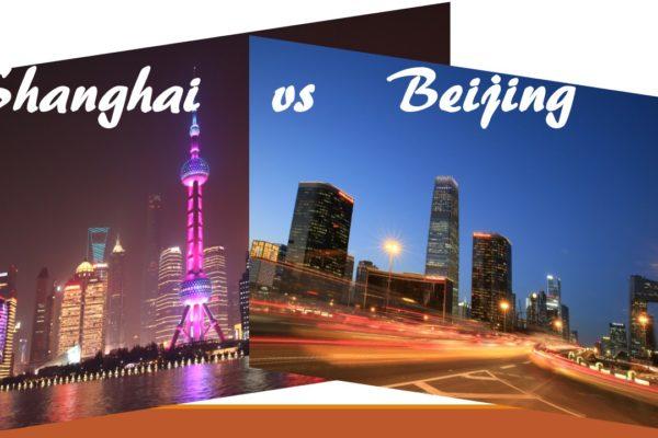 Should I visit Beijing or Shanghai?